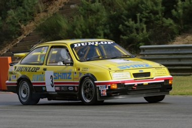 Christophe Van Riet - Ford Sierra Cosworth RS500