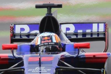 Detail achtervleugel STR12