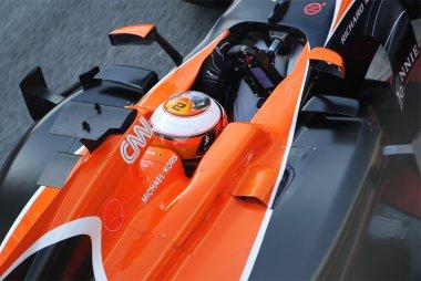 Detail McLaren-Honda MCL32