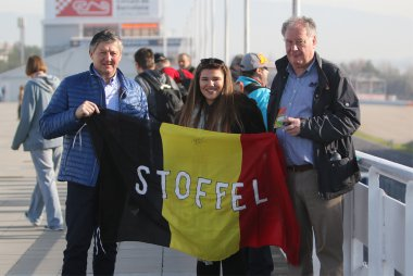 Stoffel Vandoorne fans