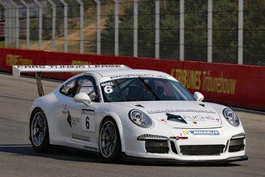 Yves Nöel - Porsche 991 GT3 Cup