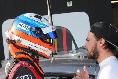 Markus Winkelhock & Will Stevens
