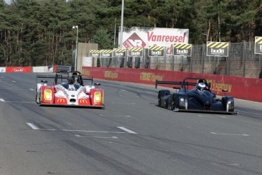 McDonald's Racing - Norma M20 FC & Frank Thiers / Hans Thiers - Norma M20 FC 2017