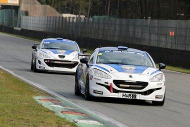 Chris Voet / Bart Van Den Broeck - Peugeot RCZ Cup