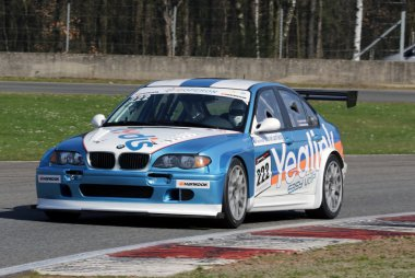 Blueberry Racing - BMW E46 M3