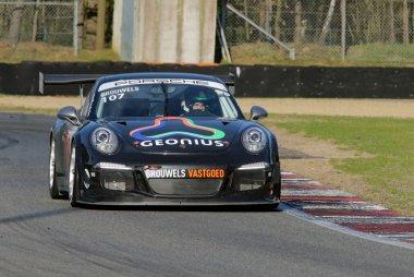 Roger Grouwels - Porsche 991 GT3 Cup
