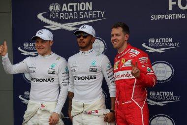 Top 3 Qualifying GP Australië 2017