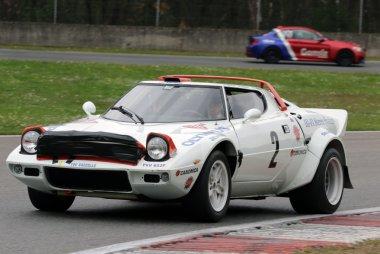Christophe Van Riet / Caroline Grifnee - Lancia Stratos