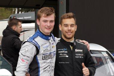 Maxime Potty & Mathieu Detry