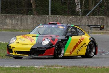 Patrick Lamster - EMG Porsche 997