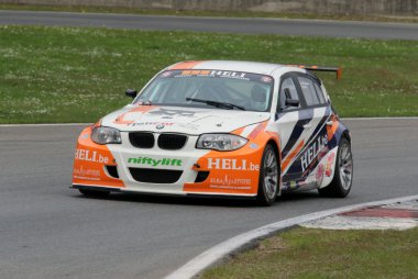Heli Racing - BMW 120D