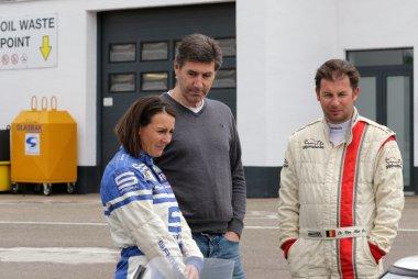 Caroline Grifnee, Patrick Snijers & Christophe Van Riet