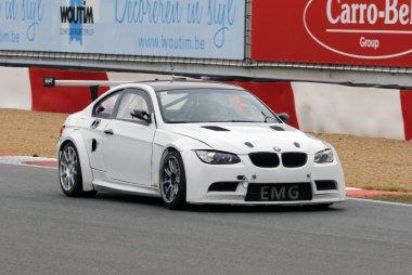 Wiebe Wijtzes / Steve Vanbellingen - EMG BMW M3 GTR