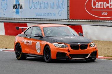 Jef Van Samang / Bart Van Samang - BMW M235i Cup