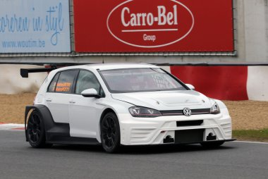 Maxime Potty / Mathieu Detry - VW Golf GTI TCR