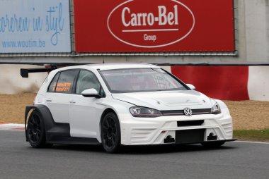 Maxime Potty / Mathieu Detry - VW Golf GTI TCR