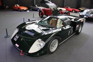 Healey-SR Le Mans