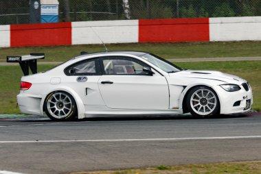 Wiebe Wijtzes/Steve Vanbellingen - EMG BMW M3 GTR