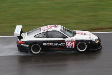 Bert Redant/Michiel Verhaeren - Porsche 991 Cup