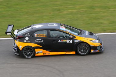 Boutsen Ginion Racing - Honda Civic TCR