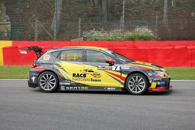 RACB National Team - Seat León TCR