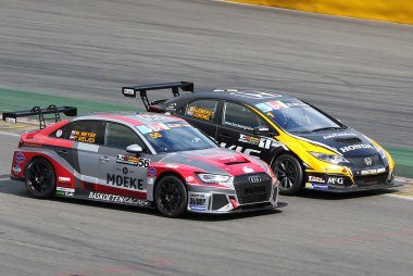 Bas Koeten Racing & Boutsen Ginion Racing - Audi RS 3 LMS TCR & Honda Civic TCR