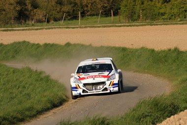 Kevin Abbring - Peugeot 208 T16