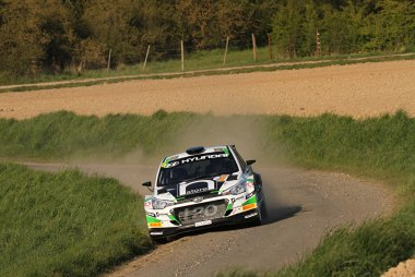 Guillaume Dilley - Hyundai i20 R5