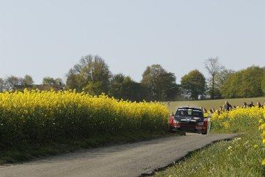 Vincent Verschueren - Skoda Fabia R5