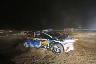 Pieter-Jan Mayaert - Ford Fiesta R5