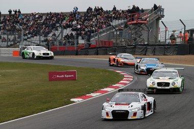 2017 Blancpain GT Series Sprint Brands Hatch