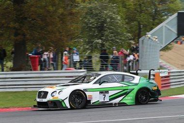 Bentley Team M-Sport - Bentley Continental GT3