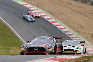 Mercedes-AMG Team HTP Motorsport - Mercedes-AMG GT3