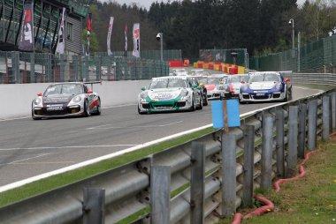 Porsche Carrera Cup France & PGCCB Spa 2017 race 1