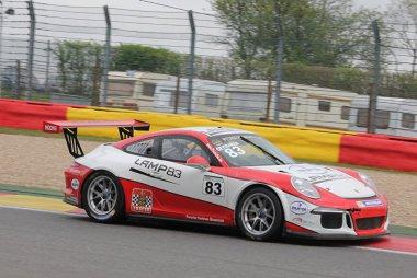 Cenk Ceyisakar - GO Motorsports by DVB Racing