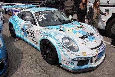 Yannick Hoogaars - Speedlover Racing - Porsche 991 GT3 Cup