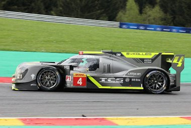 ByKolles Racing Team - Enso CLM P1/01 - Nismo