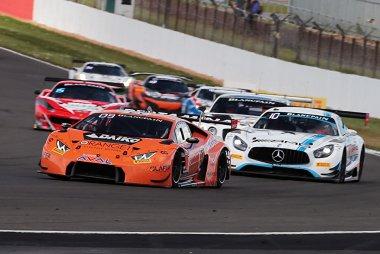 Orange 1 Team Lazarus - Lamborghini Huracàn GT3