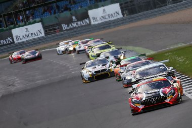 Blancpain GT Endurance Cup Silverstone