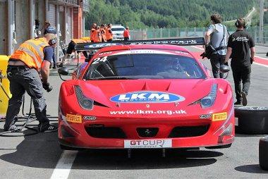 G-Cat Racing - Ferrari 458 GT3