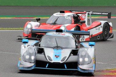 Nielsen Racing - Ligier JS P3