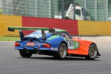 Cor Euser Racing - Marcos Mantis