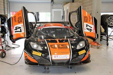 Jet Stream Racing - McLaren MP4-12C