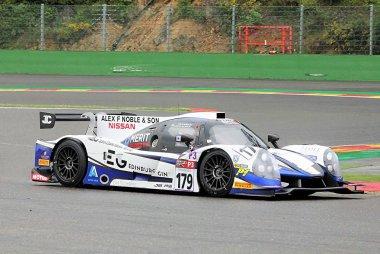 Ecurie Ecosse/Nielsen Racing - Ligier JS P3