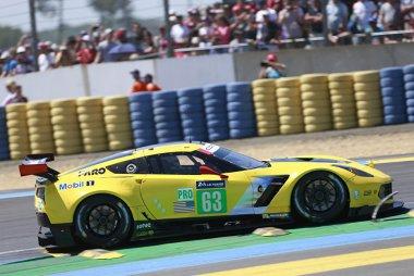 Corvette Racing-GM - Chevrolet Corvette C7.R