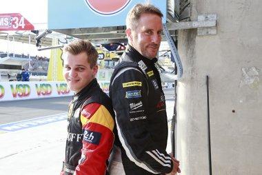 Dries Vanthoor en Stéphane Lémeret