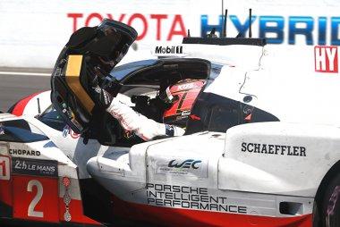 Porsche Team - Porsche 919 Hybrid