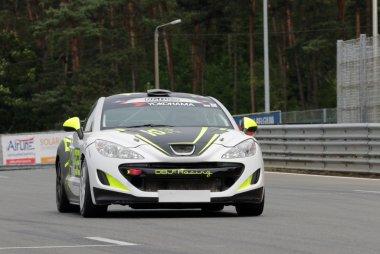Denys Buffet / Emilien Buffet - Peugeot RCZ