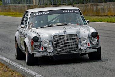 Peter Bonk - Mercedes AMG 300 SEL 6.3