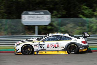 Rowe Racing - BMW M6 GT3
